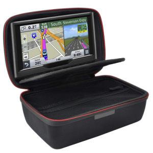 Résistant aux chocs EVA Sacs à main CAS Sac étanche pour GPS (FRT2-422)
