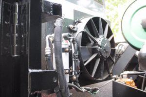 Vendita calda escavatore idraulico della rotella di Hengte di 13.5 tonnellate