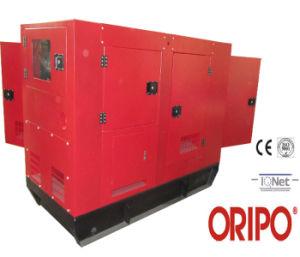 Kraftwerk mit kupfernem Generator für Dieselmotor