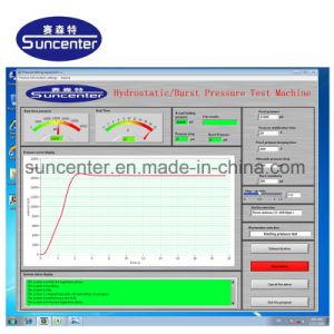 Suncenterの油圧管付属品の耐圧試験機械