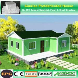 Estructura de acero instalado solar móvil Modular contenedor / Prefabricados / construcción prefabricados