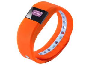 アンドロイド及びIos Bluetooth Wrist Smart Bracelet Support BLE 4.0およびAbove