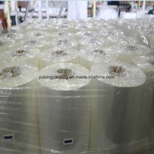 Termoencogible 19micras POF película protectora de plástico para bebidas