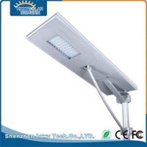 Protección IP68 5W-120W LED integrado captador solar Calle luz con mando a distancia