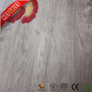 Precio barato mano raspó Composite suelo laminado
