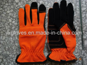 Luva Gloves-Work- Tela Glove-Touch Gloves-Safety Trabalho Luva Gloves-Industrial