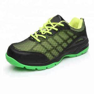 Anti pinchazo de la seguridad exterior de los hombres zapatos