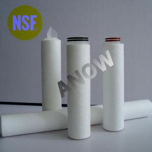 Retention certo della Vetro-fibra 5um Filter Cartridge di Particulates per Gas Filtration