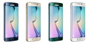 100% Original S6 G920 El teléfono móvil verdadero S6 Ege G925 al por mayor de la fábrica de teléfono móvil inteligente