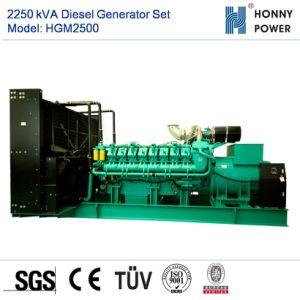 2250kVA de diesel Reeks van de Generator met Googol Motor 50Hz