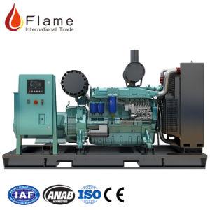 Weichaiシリーズ150kVAエンジンの無声ディーゼル発電機セット
