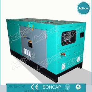 Groupe électrogène diesel insonorisé avec Approbation CE