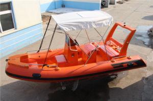 17 футов ребра на лодке 5,2 метра лодки надувные лодки с жесткой рамой с маркировкой CE сертификации