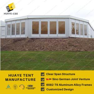 Heiße Breiten-wasserdichtes Festzelt-Partei-Zelt des Verkaufs-15m