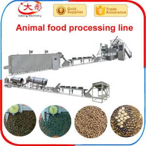 Aliments pour poissons Tilapia machine flottante