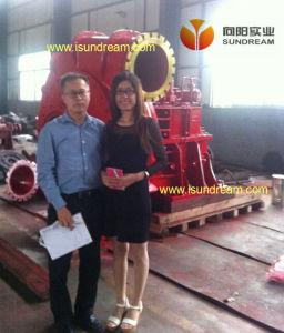 Fabriqué en Chine Le sable de dragage pour drague 20 pouces de la pompe