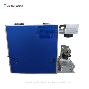金属のギフト30W小型小さいCNCのファイバーレーザーのマーキング機械