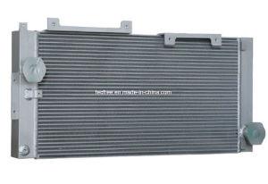 カスタム版棒空気オイルクーラーのラジエーターの熱交換器