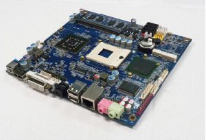 Embedded Application Itx Motherboard de Controle Industrial