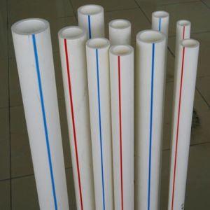 Il rifornimento PPR dell'acqua calda fredda e convoglia il migliore prezzo di catalogo dei tubi di PPR