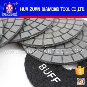 100mm Granite Buff Polishing Pads