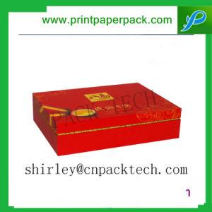 Сложных пользовательских красный прямоугольник роскошные подарки Упаковка чая в салоне