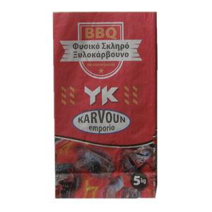 2 ply 3ply Eco-Friend барбекю Briquette крафт-бумаги или древесный уголь упаковку Bag 3кг