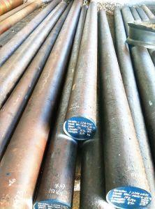 Barra Redonda, forjadas em aço ferramenta preço baixo grau 1.2714+T/T