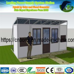 太陽エネルギー防音のWatercooled無声力のディーゼル機関の電気発電機