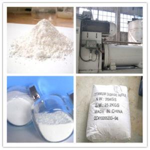 Rutiel 94% van het Dioxyde van het Titanium van het Proces van het chloride TiO2 de Rang van de Industrie