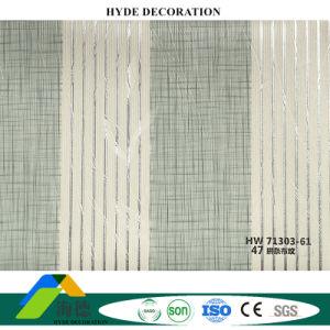 Het gelamineerde Comité van de Muur plafond-Pvc van paneel-Pvc van pvc voor Decoratie