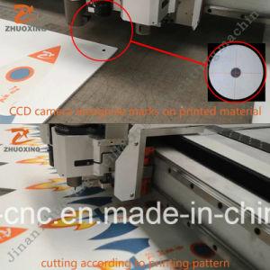 Materiais de polipropileno Plotter de corte padrão de equipamentos com cola do ce máquina de corte