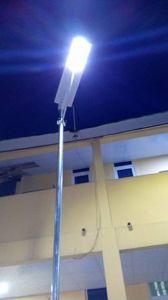 Resistente al agua de alta potencia LED Solar de la luz de la calle