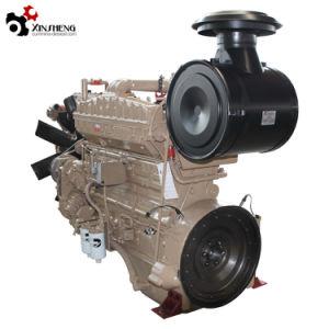 Motore diesel di Nta855-P450 317kw/1800rpm Ccec Cummins per potere della macchina della costruzione/pompa ad acqua