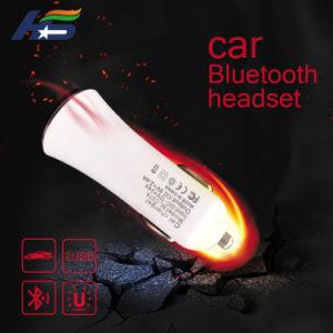 Caricatore doppio del USB dell'automobile del USB 2.4A di mini alta qualità per il iPhone, Huawei, Samsung, LG