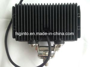 45W 6.3inch IP67 светодиодный индикатор рабочего освещения для просёлочных дорог (GT1020-45W)