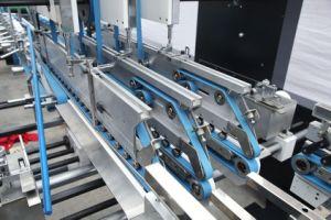 접히기 접착제로 붙이기 자물쇠 밑바닥 상자 기계 (GK-650GS)를