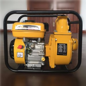 Valor de potencia de motor de gasolina de 3 pulgadas de la agricultura de la bomba de agua para la venta