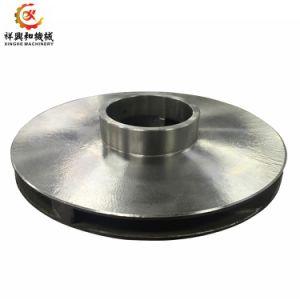 Personalizar/aluminio/cobre/zinc hierro o acero inoxidable impulsor de la bomba de fundición de inversiones