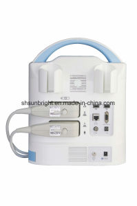 Escáner de ultrasonido portátil Doppler Color Sol-800W