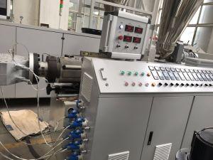 Fabricante de la línea de extrusión de tubería de PVC