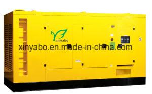 Звуконепроницаемые генератор 25квт с генератором дизельного двигателя Cummins