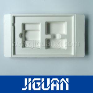 Cassetto impaccante della plastica del PVC dell'animale domestico di figura su ordinazione