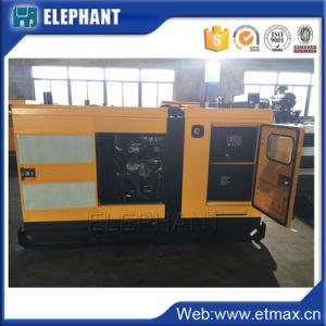 Arranque fácil 110kVA a 88kw de generación diesel turboalimentado