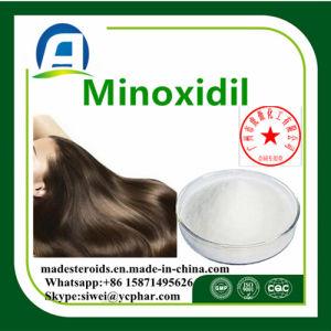 99% Reinheit Minoxidil Puder für die Behandlung von Haar-Verlust 38304-91-5