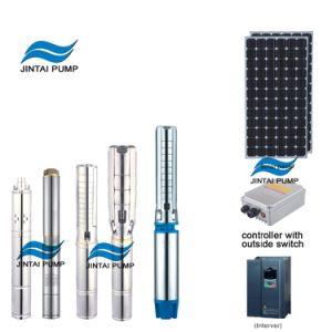 Alta agricoltura solare solare efficiente e rispettosa dell'ambiente degli impianti di irrigazione della pompa ad acqua