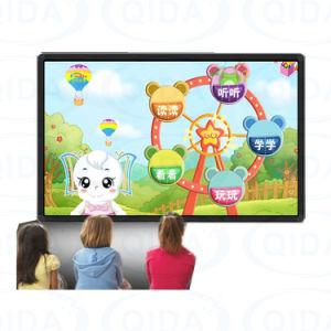 Fabrik geben  Infrarot50 screen-preiswerter intelligenter Blendschutzvorstand für Klassenzimmer-Konferenzsaal-Gebrauch an