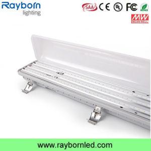 Светодиодный индикатор Tri-Proof 1200мм 50W Замена 3X18W поверхность лампы решетки