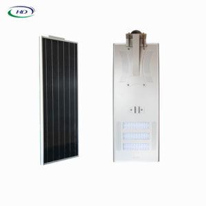 Via di alto potere LED/giardino solari Integrated 50W chiaro