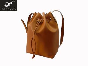 La cuchara señoras bolso mujer Bolsos con bandoleras de cuero de PU de alta calidad Cross-Body Bolsos Drawstring